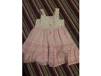 Baby girls clothing bundle - items all new
