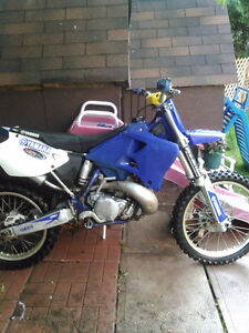 99 yz 250 trade for something with a motor