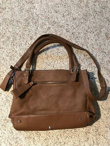 Jimmy Choo Leather bag-Tan Peterborough Peterborough Area image 2