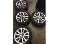 bmw 16inch alloy wheels