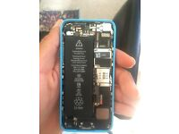 iPhone 5c faulty
