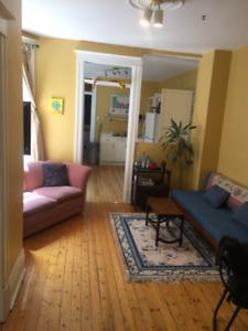 $1845/4br- 3 Bedroom Apartment SUBLET 1226 Rue Sainte Elisabeth