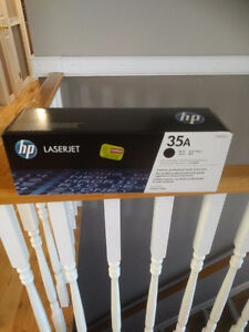 HP Laser Jet Print Cartridge
