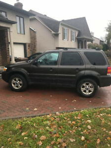 À vendre | Ford Escape 2006 | 1500$