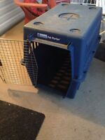 Pet carrier/kennel