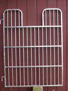 """New Horse stall Gates 60"""" high and 49"""" have 12 left to clear out"""