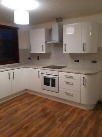 3 bedroom flat, Huntly
