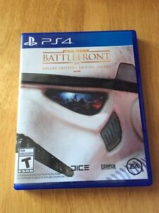 Star Wars Battlefront-PS4 will negotiate price