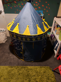 Children's Collapsible Play Tent