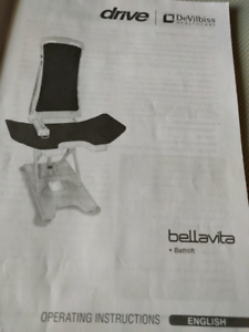 Bellavita Bathlift