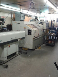 Small production runs wanted for CNC lath London Ontario image 1