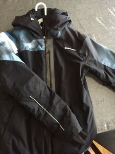 Men's size S Quicksilver snowboarding jacket