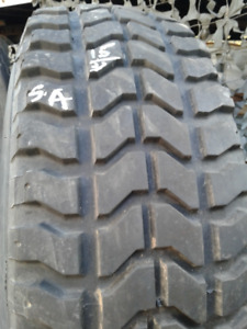 Goodyear Wrangler MT and MTR 37X12.5R16.5