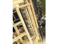 Joinery work available