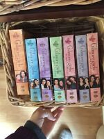 ** GILMORE GIRLS - COMPLETE SERIES **