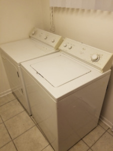 Laveuse Secheuse / Washer WHIRLPOOL Commercial Grad