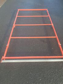 Transit custom roof rack K&H
