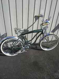 "1940s vintage iverson kids 20"" bicycle"