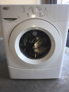 whirlpool washer in excellent condition  for half price