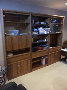 WALL UNITS - 2 PIECE AND 3 PIECE