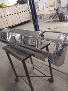 1971-72 cutlass 442 rear bumper