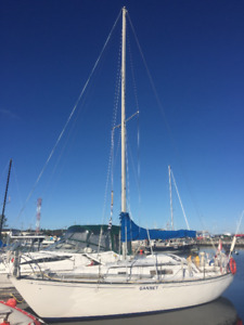 27 ft C&C Mark II Sailboat - Awesome Condition