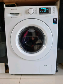 Samsung ecobubble 9kg washing machine with free local delivery