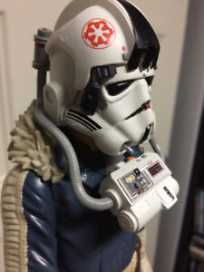 STAR WARS empire AT-AT DRIVER 1/6 SCALE custom figure