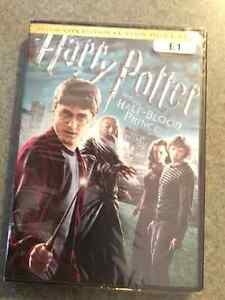 Brand New Harry Potter Half Blooded Prince DVD