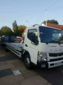 2012 Mitsubishi Fuso Canter 7C15 47 Tipper Diesel Automatic