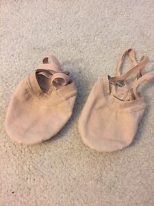 Two pairs of size xs lyrical shoes. Great shape