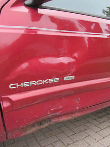 1999 Jeep Cherokee - AS IS - $800 OBO