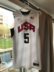 Brand New Kevin Durant Team USA Jersey