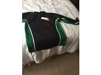 bishopshalt high, uxbridge school rugby shirt