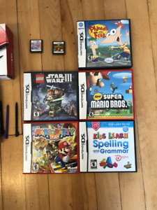 Nintendo DS Lite games, (systems have been sold) each $8
