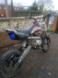 2020 m2r KX110F pitbike. Great working condition