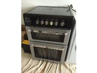 Flavel Milano cooker hob with grill & oven