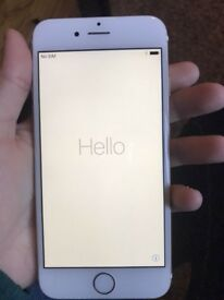 Iphone 6 s 32 Gb Unlcoked White Gold