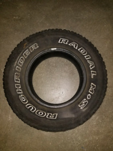 245/75/16 used tires