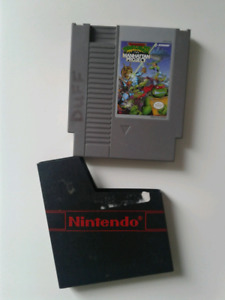TMNT III the Manhattan Project for NES