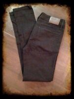 BLACK SKINNY FIT JEANS from JACK JONES (32/34)