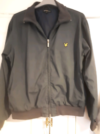 Men's Lyle and Scott Dark Green Jacket