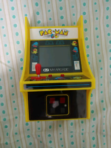 Mini Pac-Man arcade