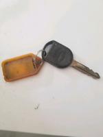ford key found in burgessville park