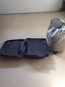 Car mats and cover  London Ontario image 1