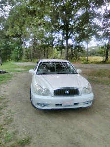 2004 Hynduai Sonata For Sale Or Trade For Four-Wheeler!