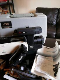 Jvc new vicon retro 1982 video camera and accessories
