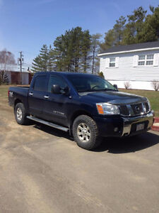 2007 Nissan Titan Pickup Truck sell or trade