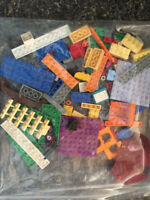 100 pieces of girls lego