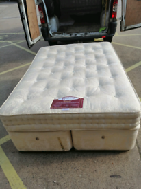 Gainsborough double bed